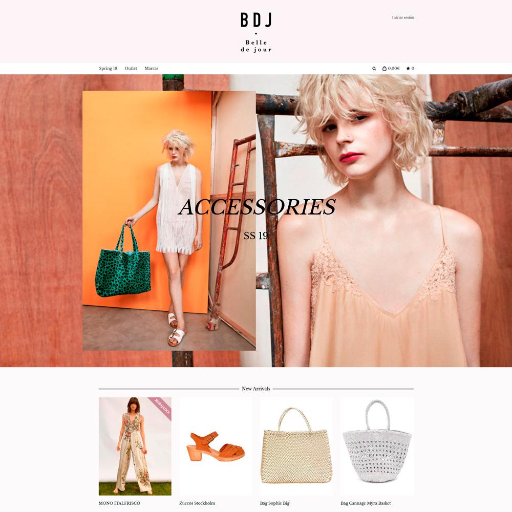BDJ SHOP - Tienda Online Multimarca